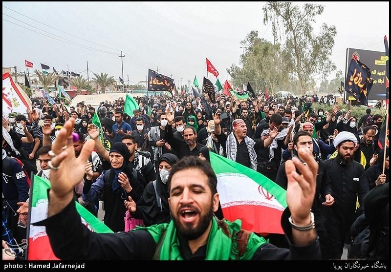 Iranian pilgrams