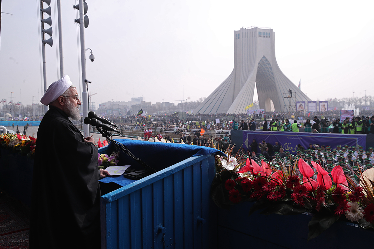 Rouhani speech