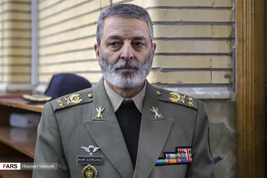 Major General Seyyed Abdolrahim Mousavi