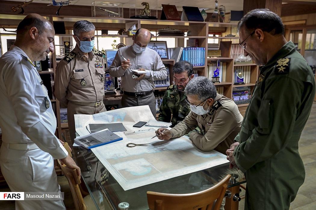 Iranian admirals