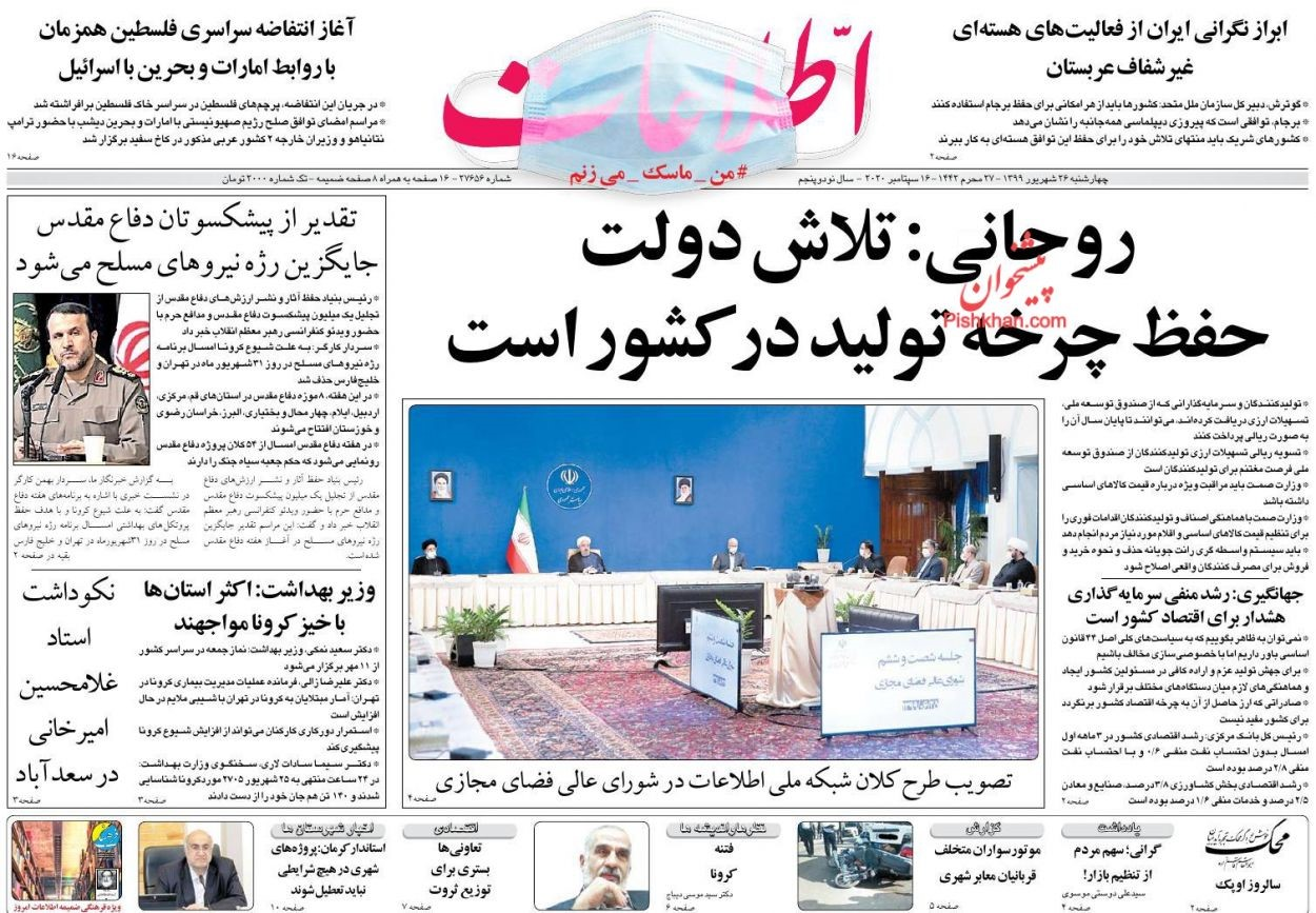 Ettelaat Newspaper