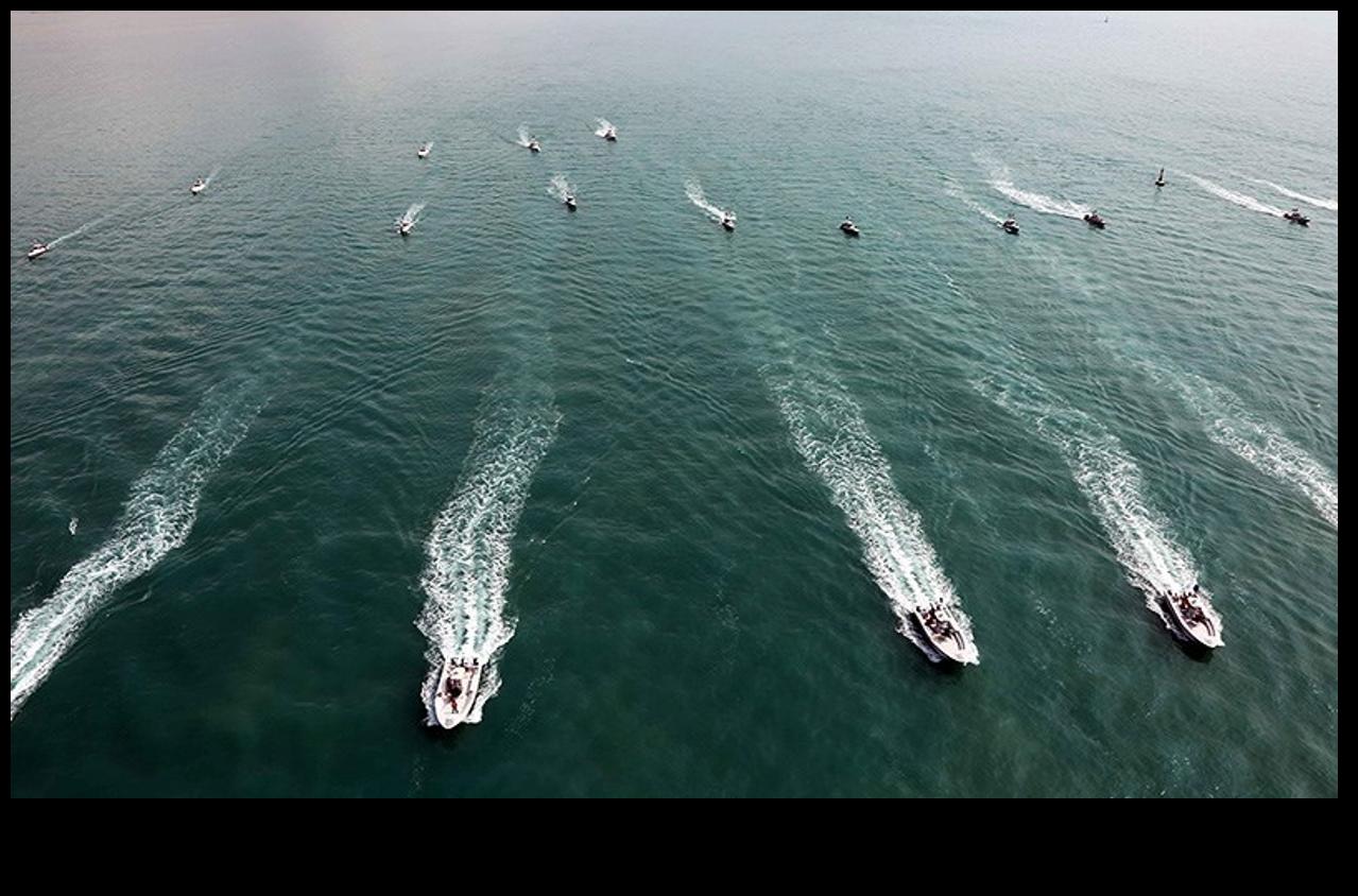 IRGC Speedboats