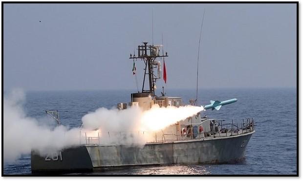 Anti ship missile