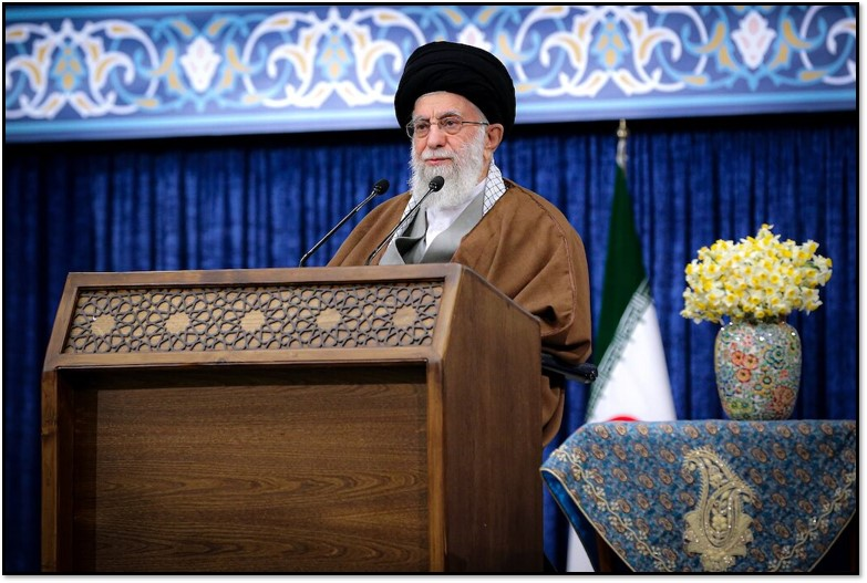 Supreme Leader Khamenei speaks on Nowruz