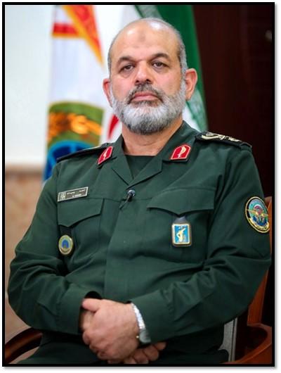 Vahidi was nominated as interior minister