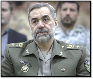 Mohammad Reza Ashtiani was nominated defense minister