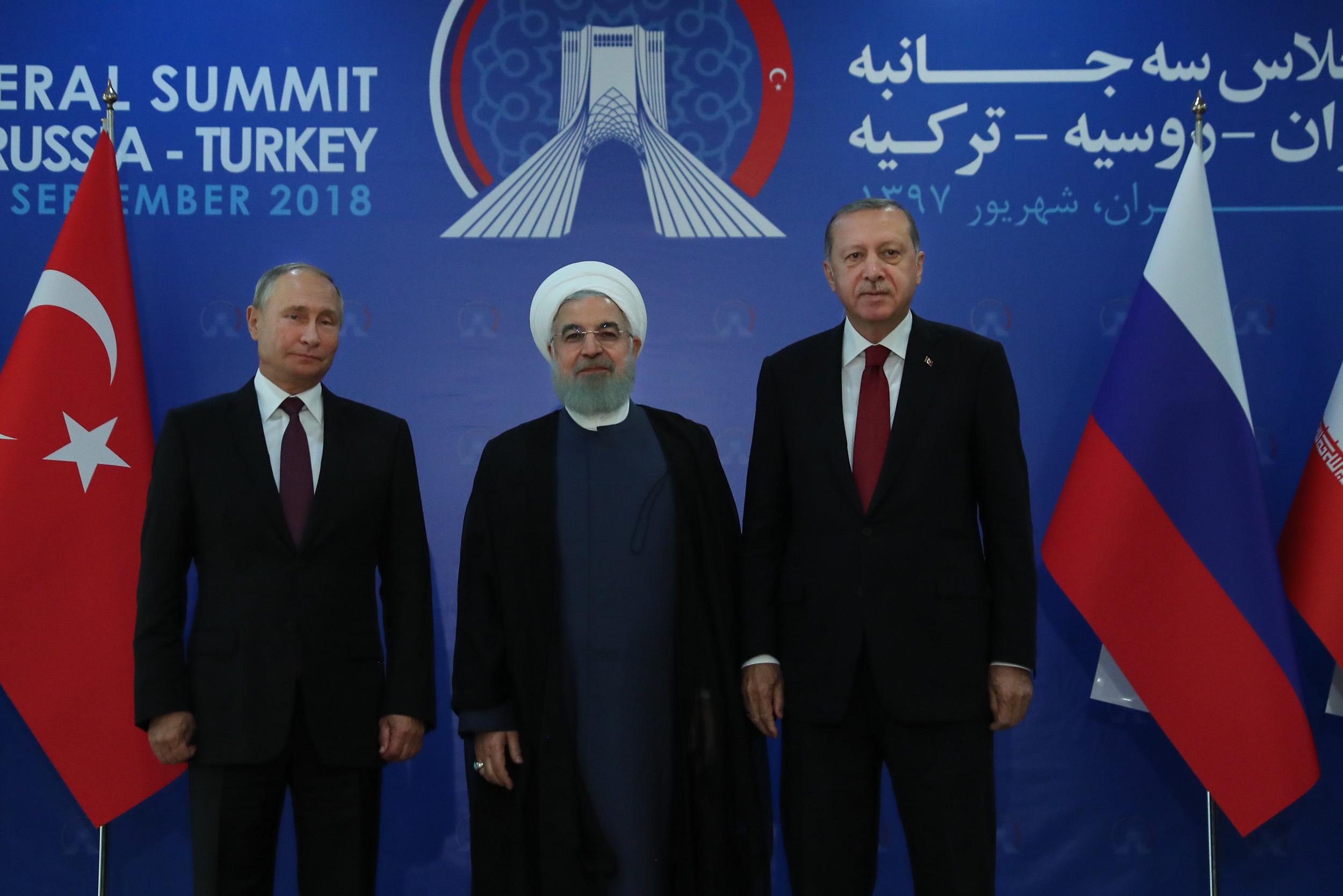 Tehran summit