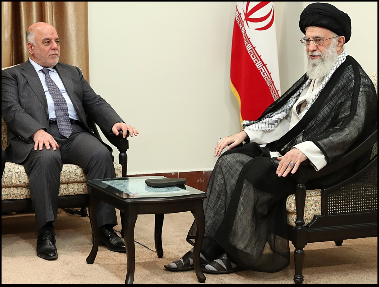 Abadi and Khamenei