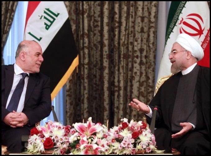 Abadi and Rouhani