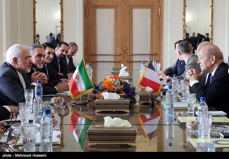 Iran-France Diplomacy