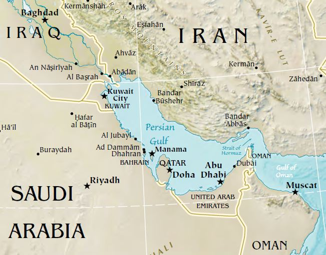 Qatar and Iran: Odd Bedfellows | Wilson Center