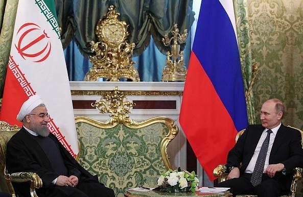 Rouhani and Putin