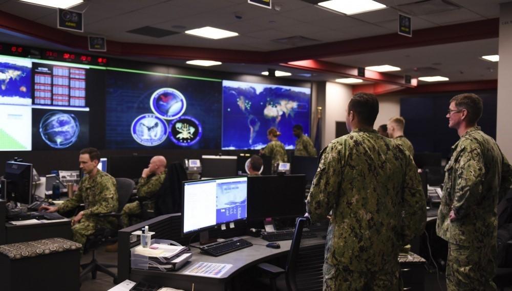 U.S. Fleet Cyber Command