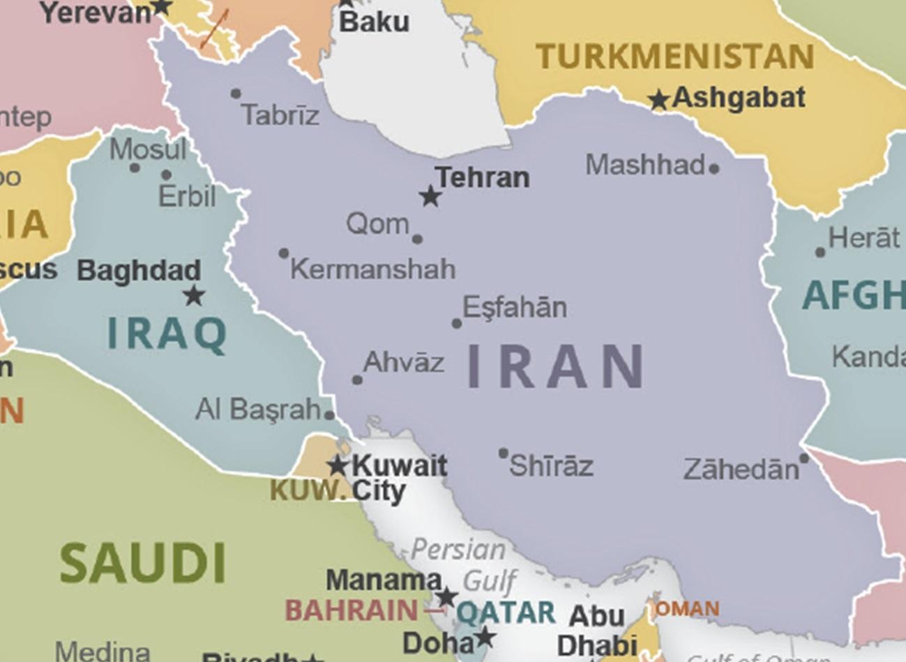 Iraq Iran