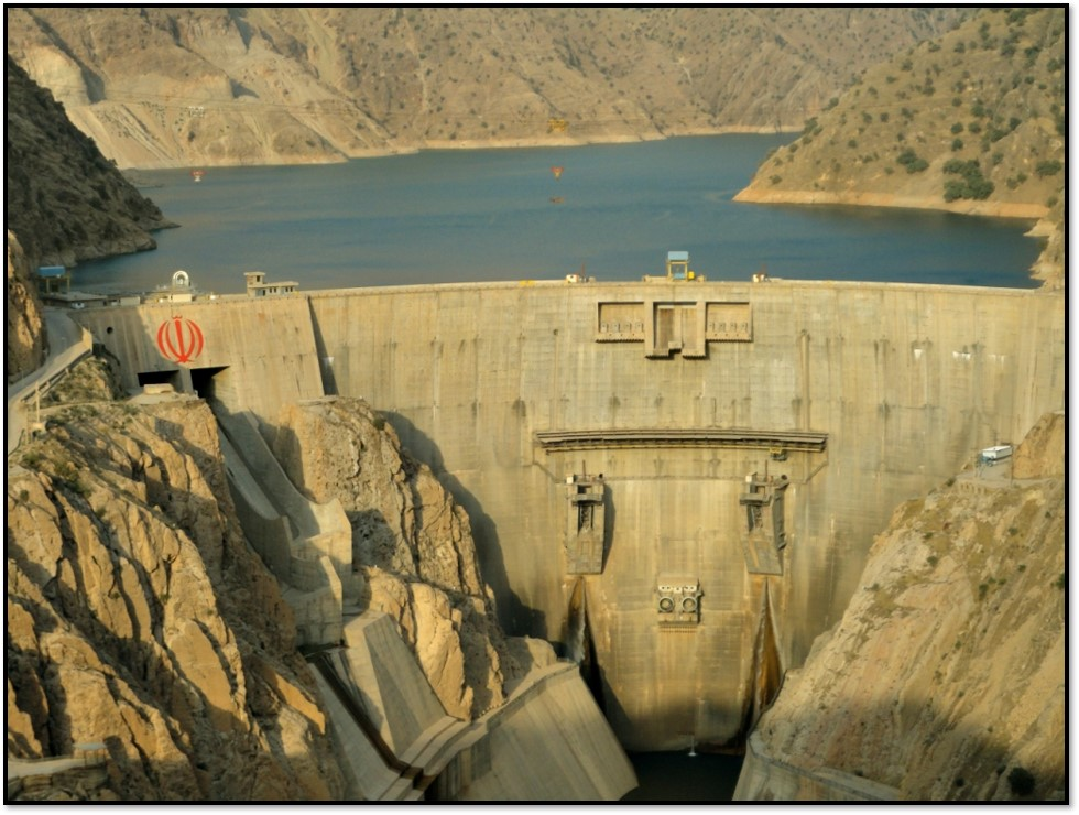 Karoun 3 dam