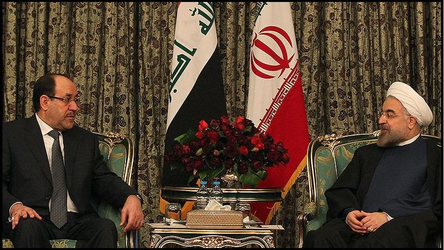 Maliki and Rouhani 2013