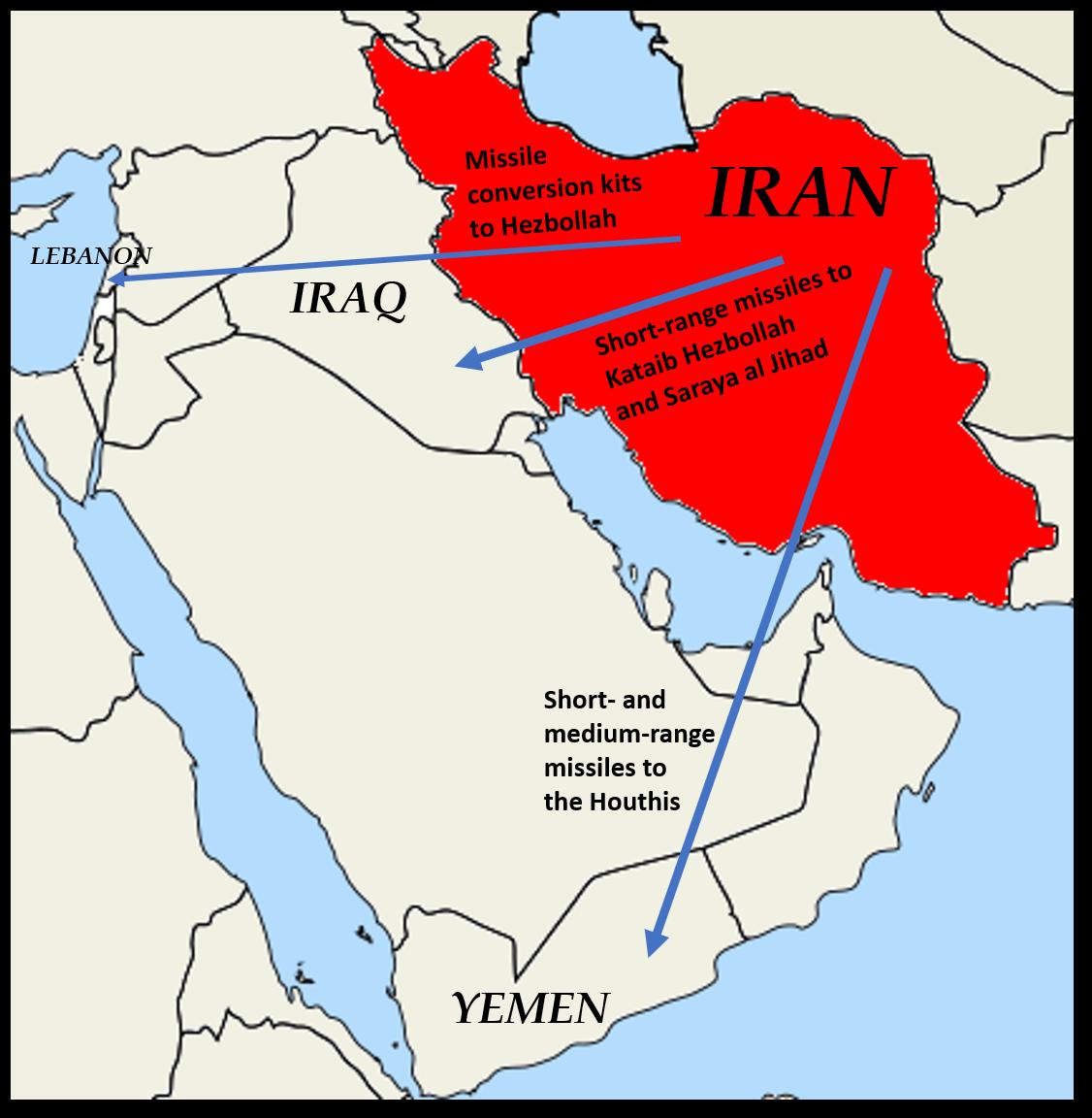 Proxy Map