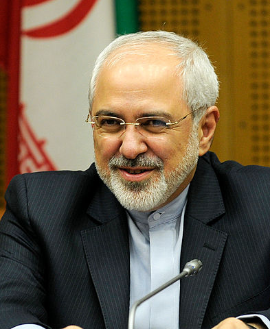 Foreign Minister Javad Zarif