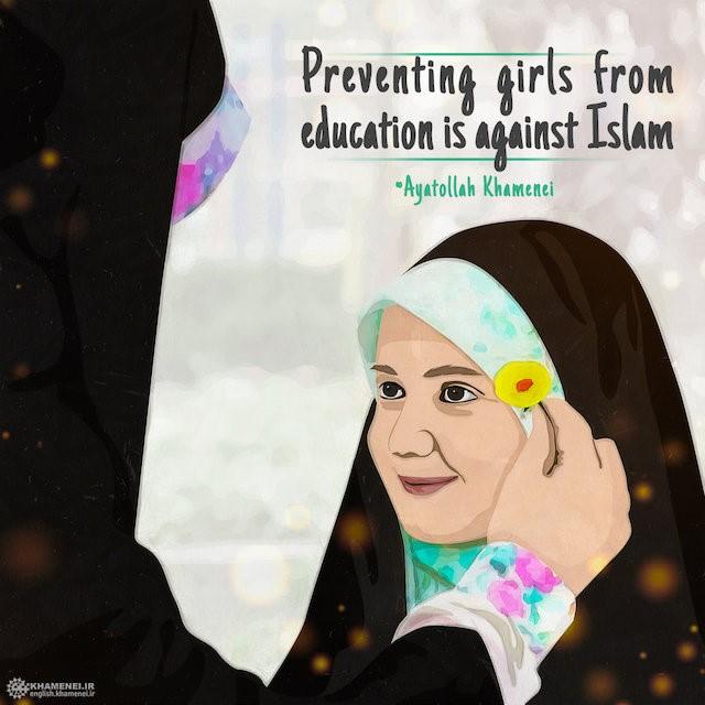 Khamenei on Women