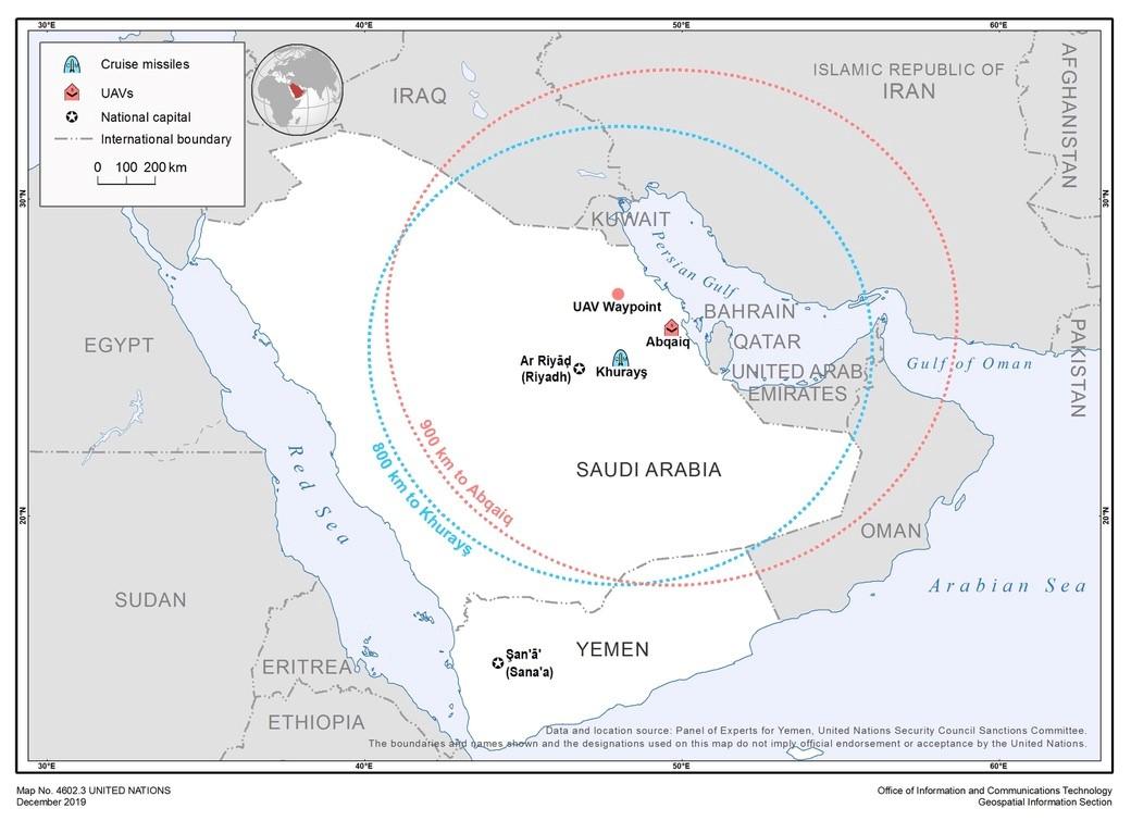 Range Map
