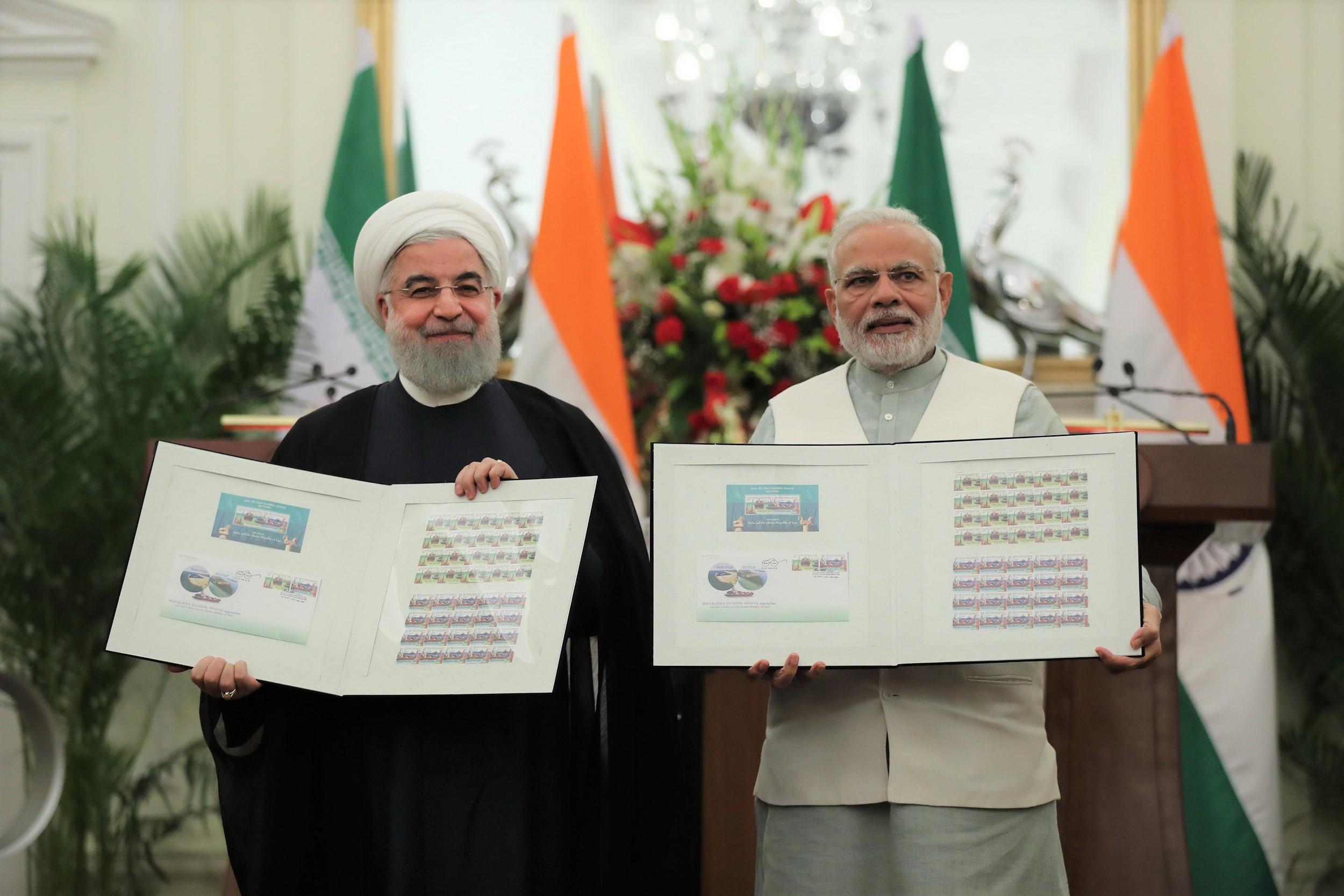 Rouhani and Modi