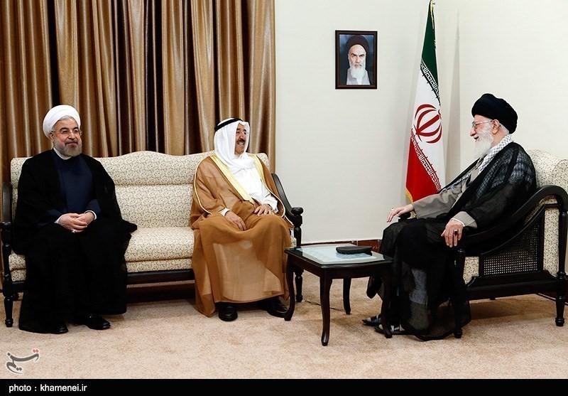 Sabah and Khamenei