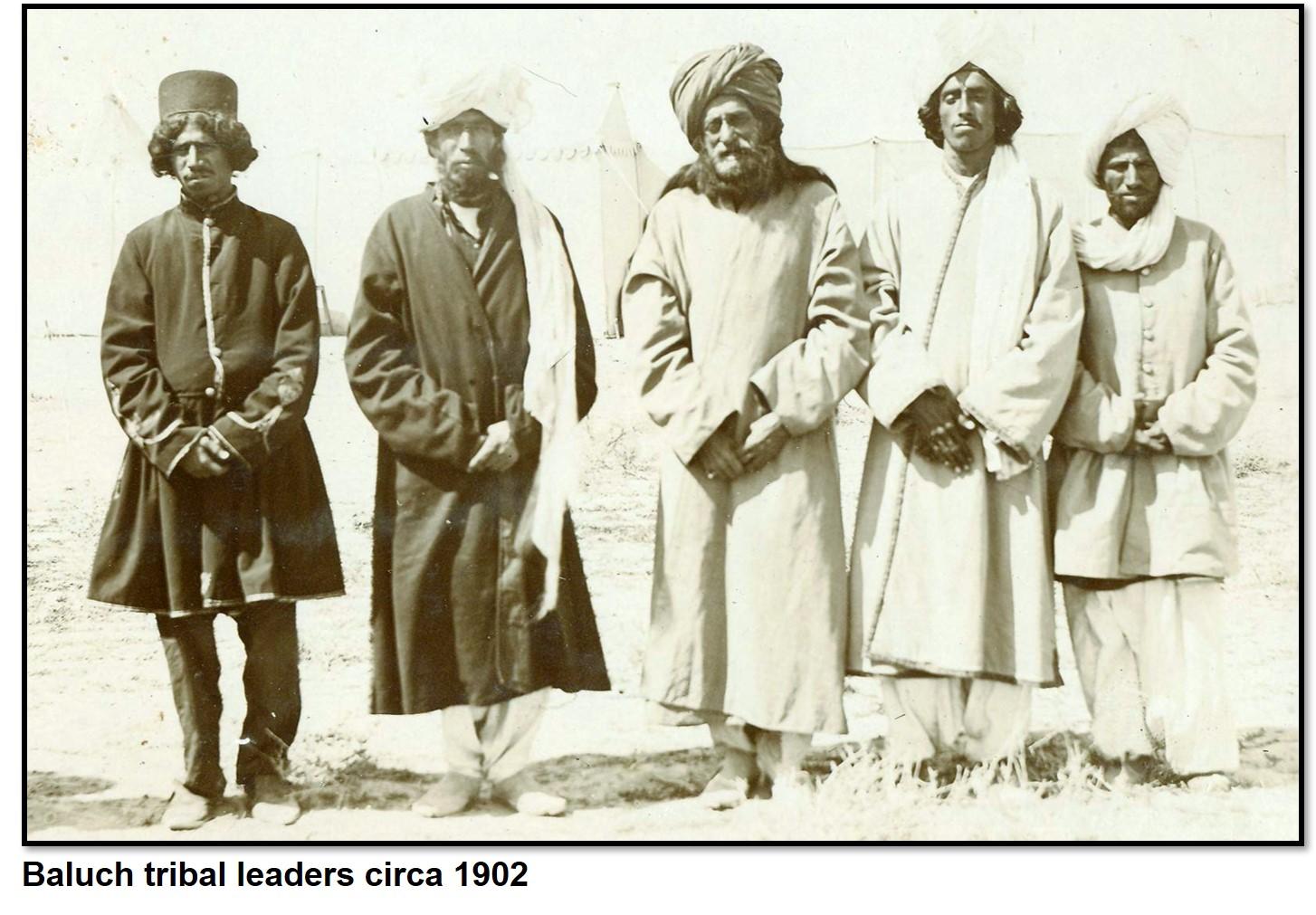 Baluch Khans