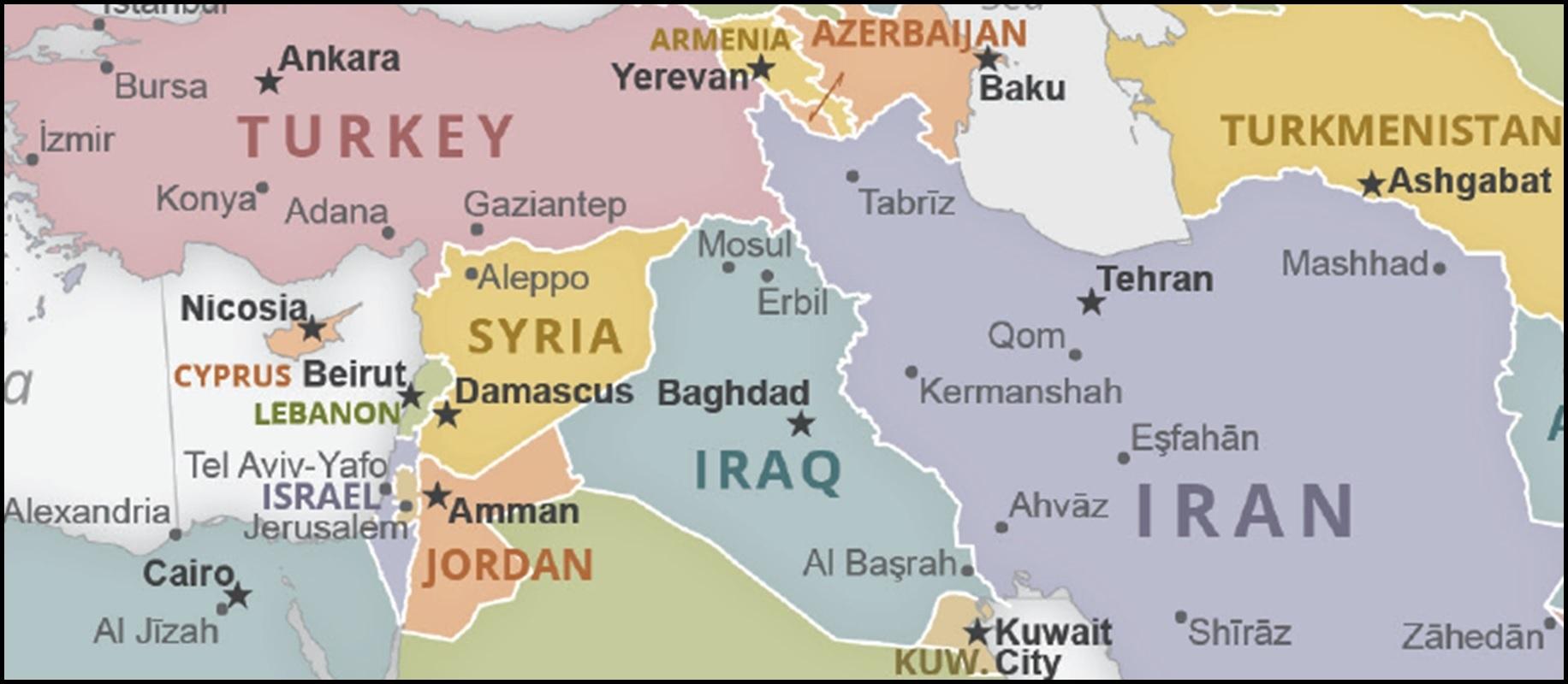 Iran Urges Turkey to Show Restraint in Syria   The Iran Primer