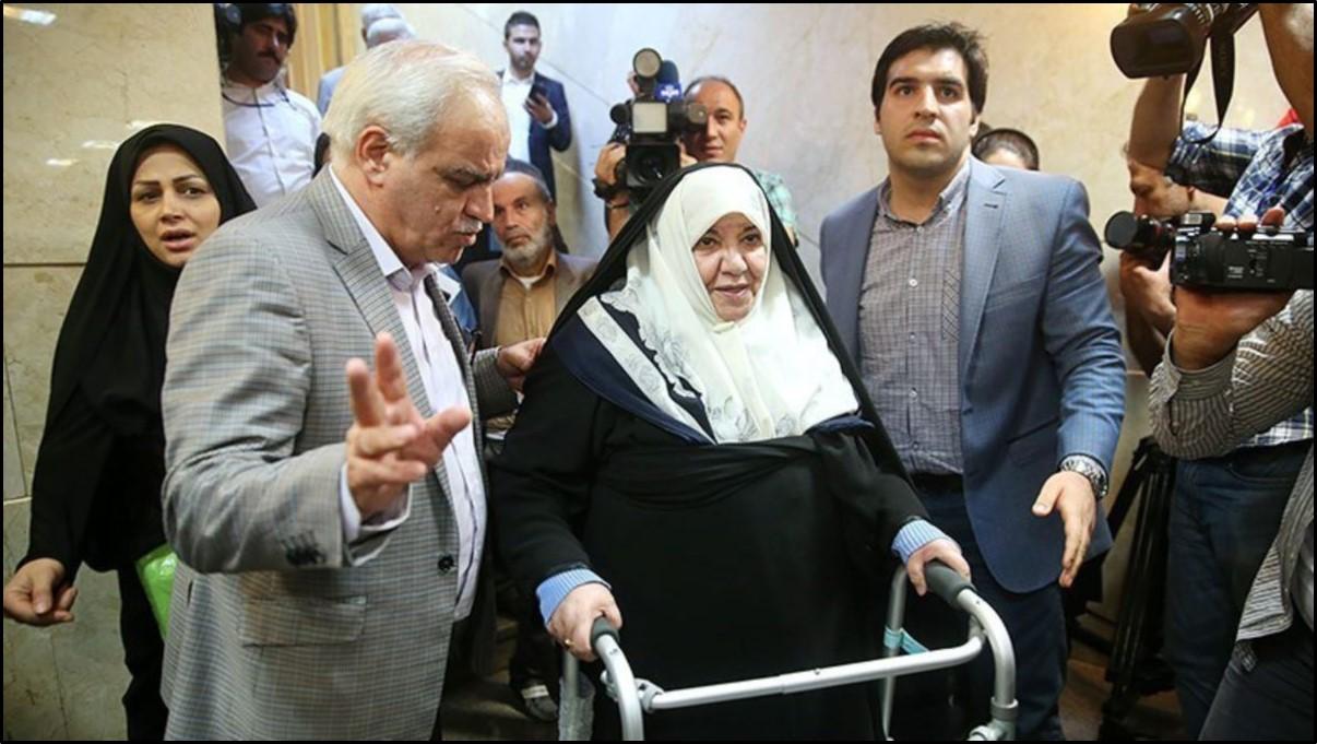Taleghani registering for president in 2017