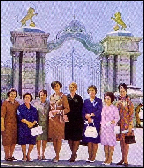 Female MPs in the mid-1970s