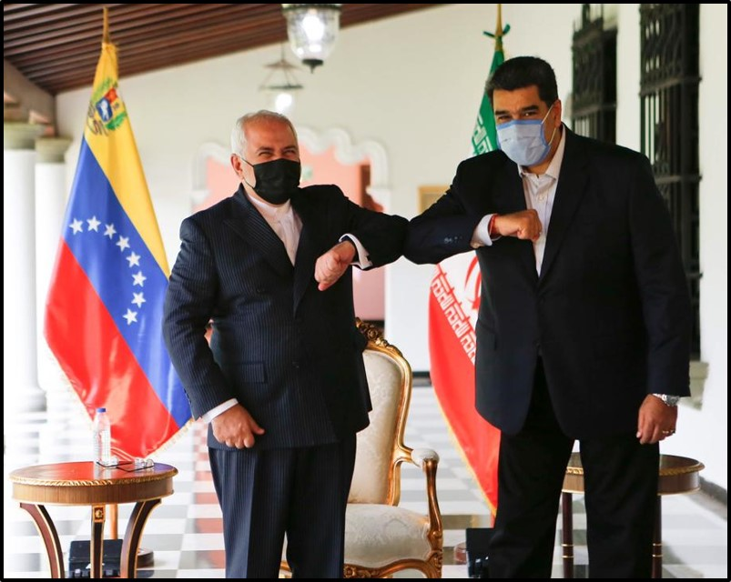 Maduro Zarif