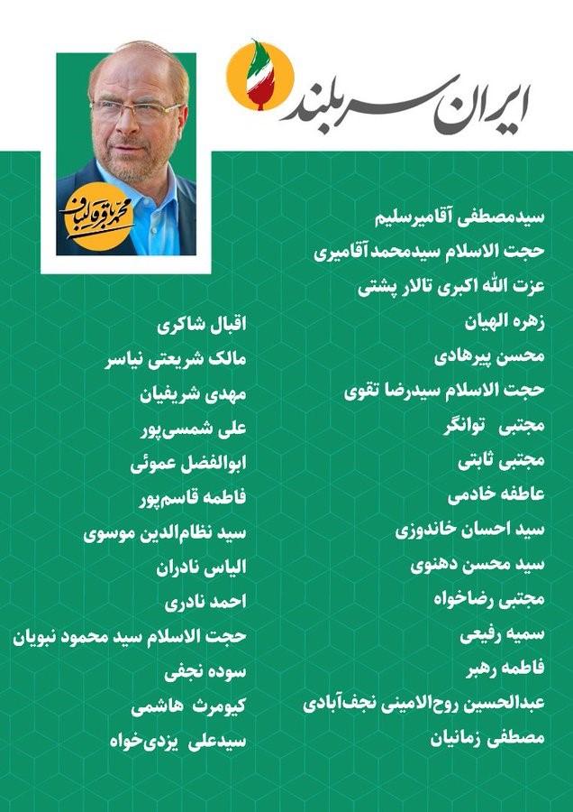 Coalition Council List