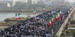 Pro-Government Rallies in Ahvaz