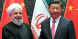 Rouhani and Xi