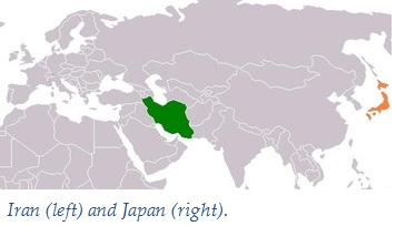 Unique Auto Import >> Iran and Asia 2: Japan Is Torn, Oil Hungry But Anti-Nuke ...